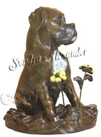 Click Here to go to Canine Sculpture Page!